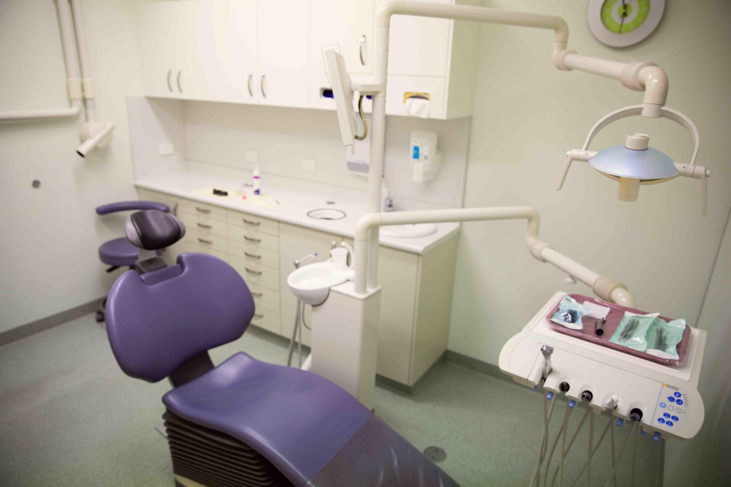 Everton Hills Dental Clinic - Treatment Appratus